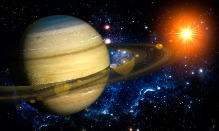 Saturn – Our Former Sun and the God of Genesis