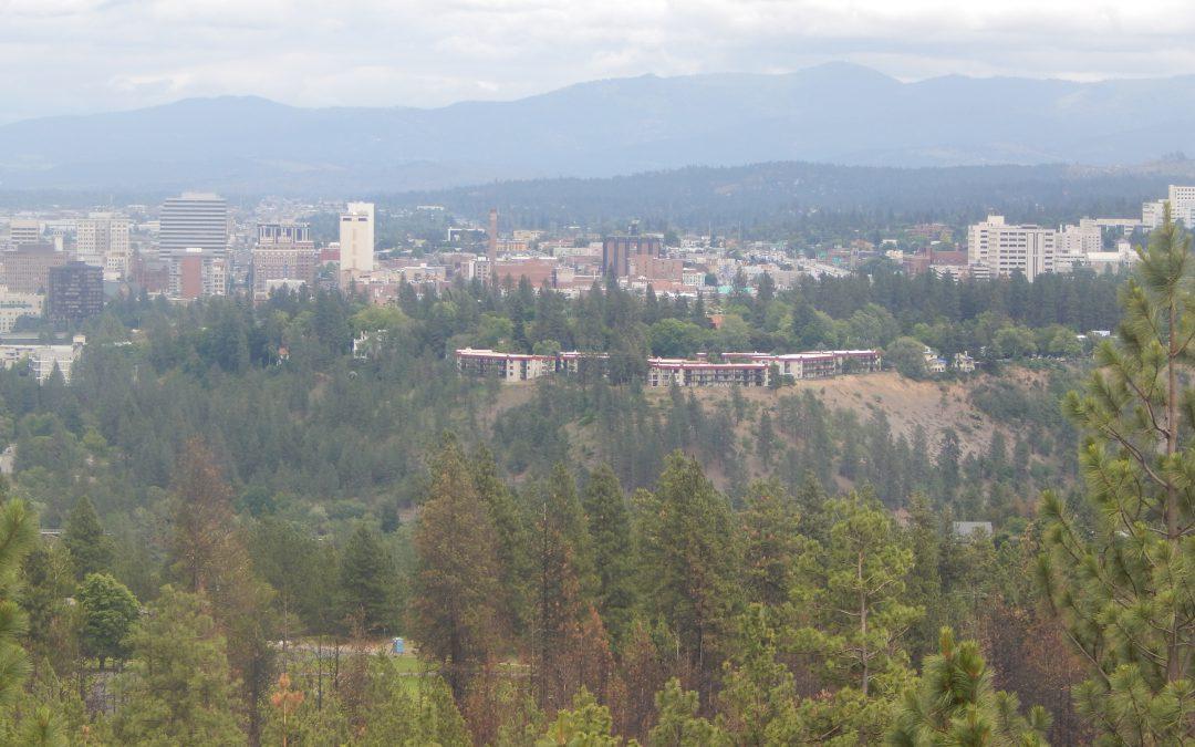 Will Spokane Washington be evacuated in the near future?