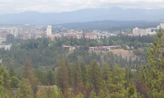 Will Spokane Washington be evacuated in the near future?